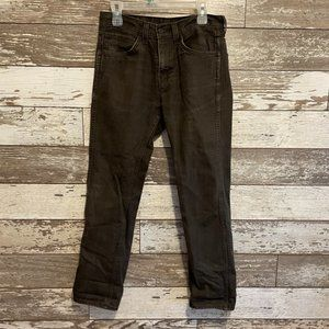 LEVI'S Brown Jeans